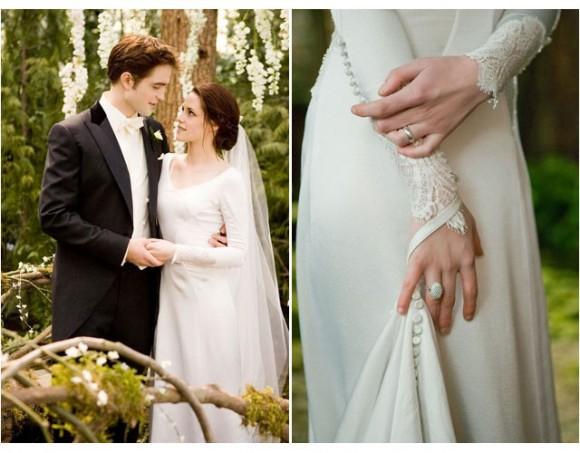 vestido de noiva Bella crepusculo 2