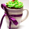 Dica de lembrança: Cupcake na caneca