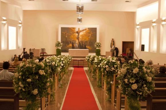 cerimonia religiosa fabiana e fabio