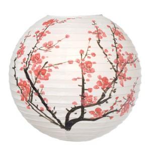 flor de cerejeira na decoração de casamentos