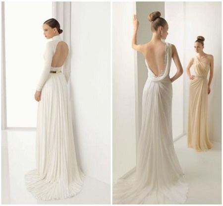 vestido de noiva tendências 2012