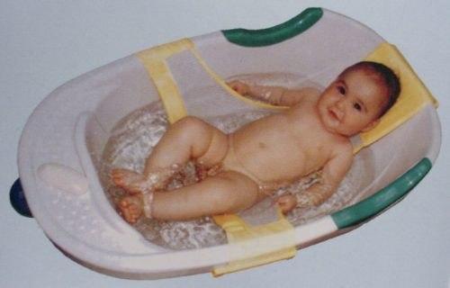 Banhos seguros para bebês 2