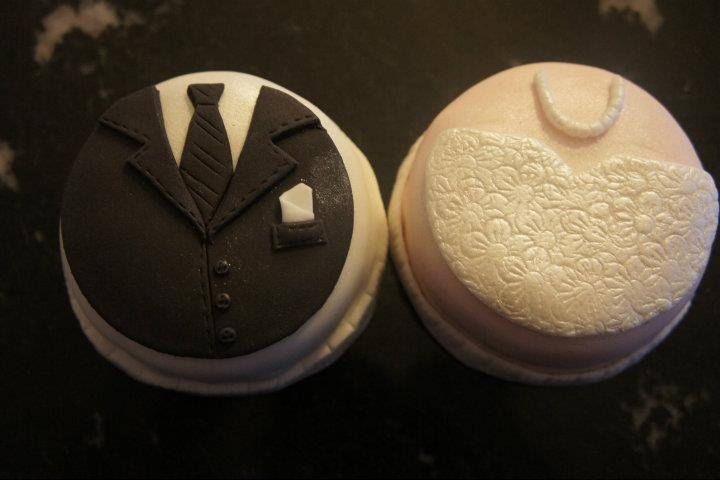 bolo noiva e noivo