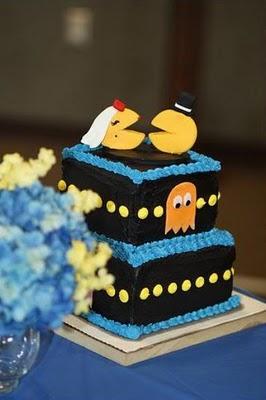 bolo casamento divertido