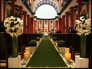 decoração de igreja 2