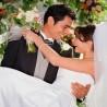 Tradição: carregando a noiva no colo