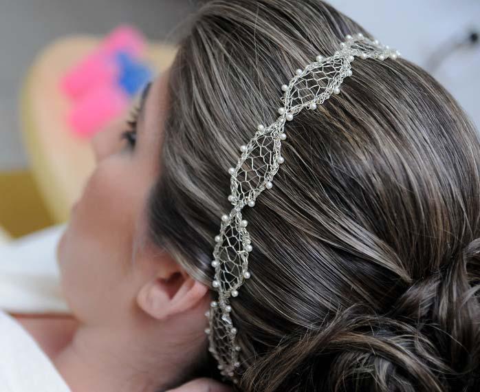 tiara de casamento