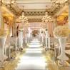 Decoração de casamento: a elegância do dourado
