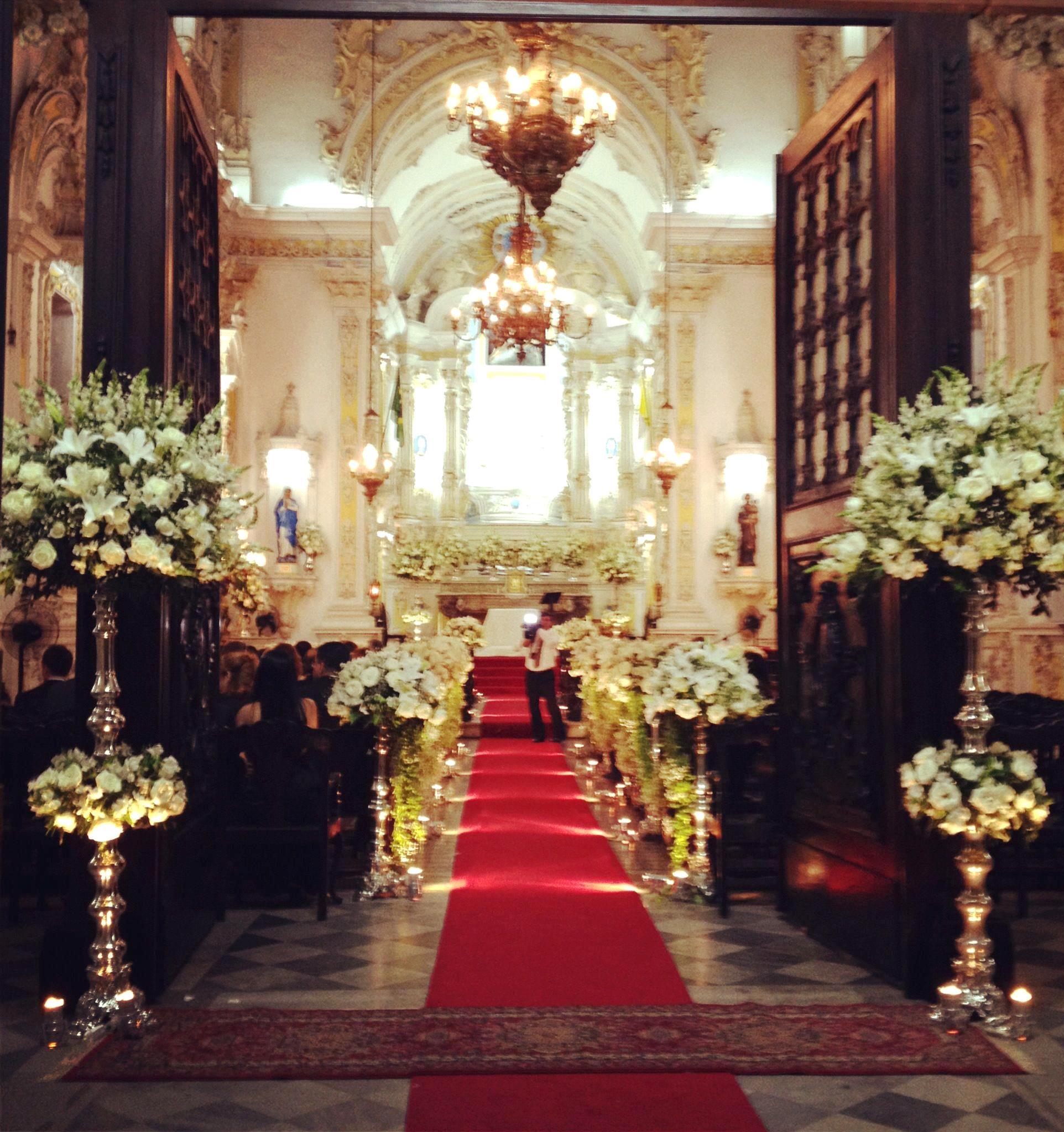 decoração struture casamento