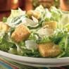 Salada Ceasar: recebendo amigos