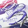 Promoção de abril para sandálias personalizadas